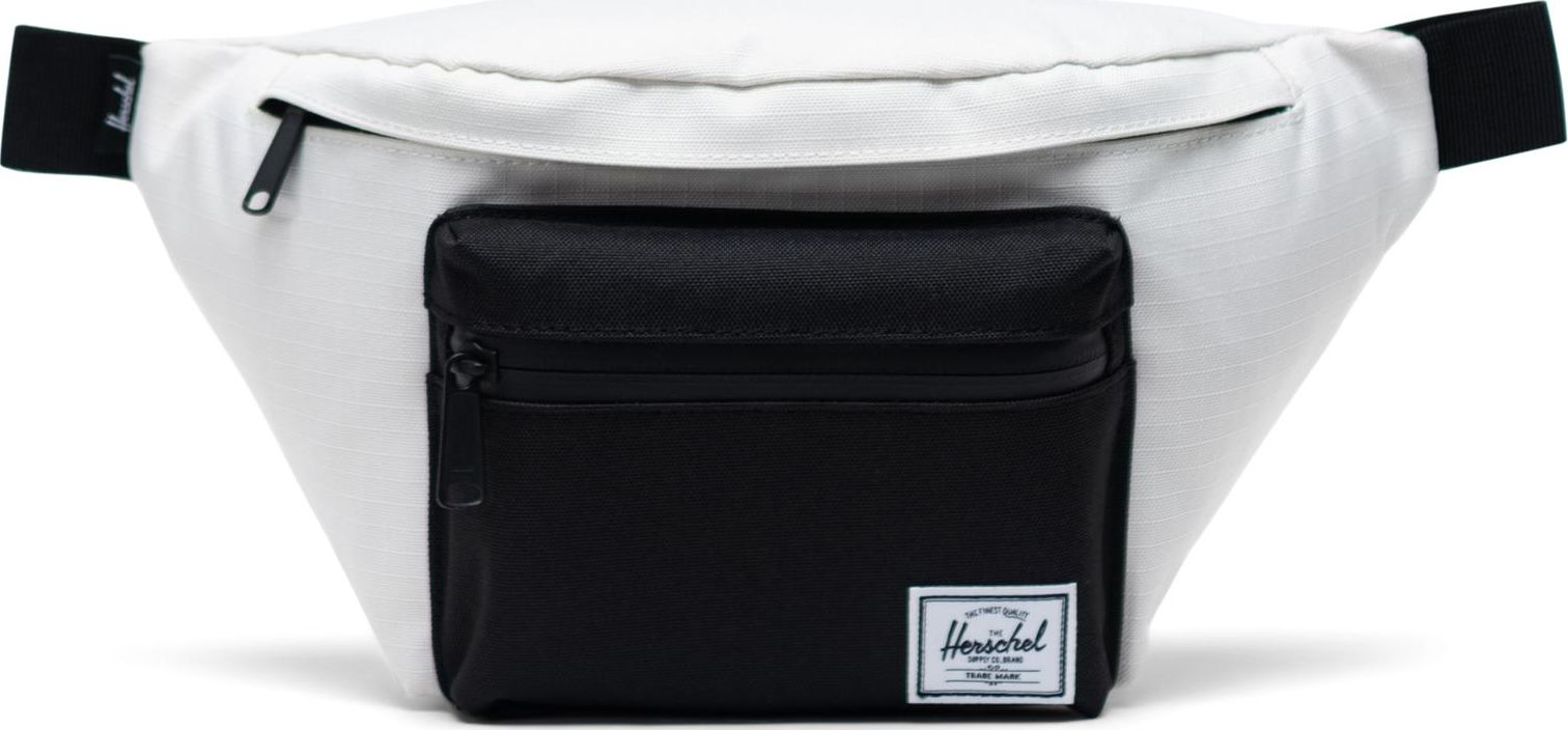 Herschel Seventeen Hip Pack Ripstop/Black One size