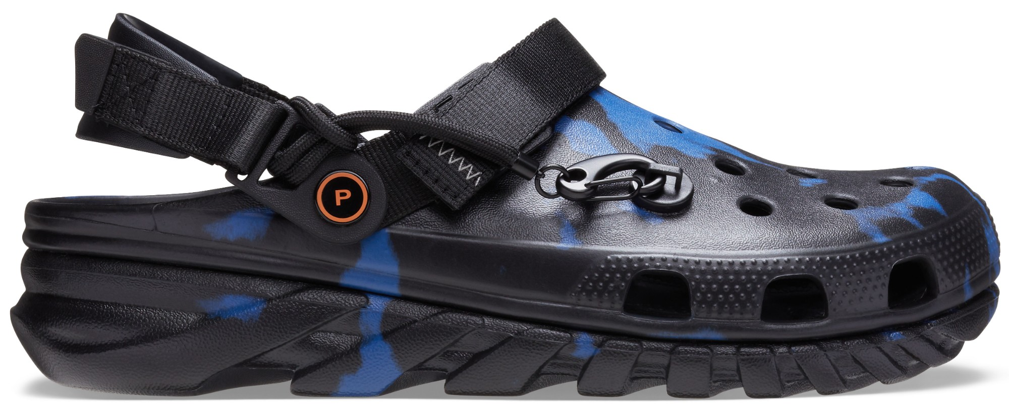 Crocs™ Post Malone X Crocs Duet Max Clog Black 37,5