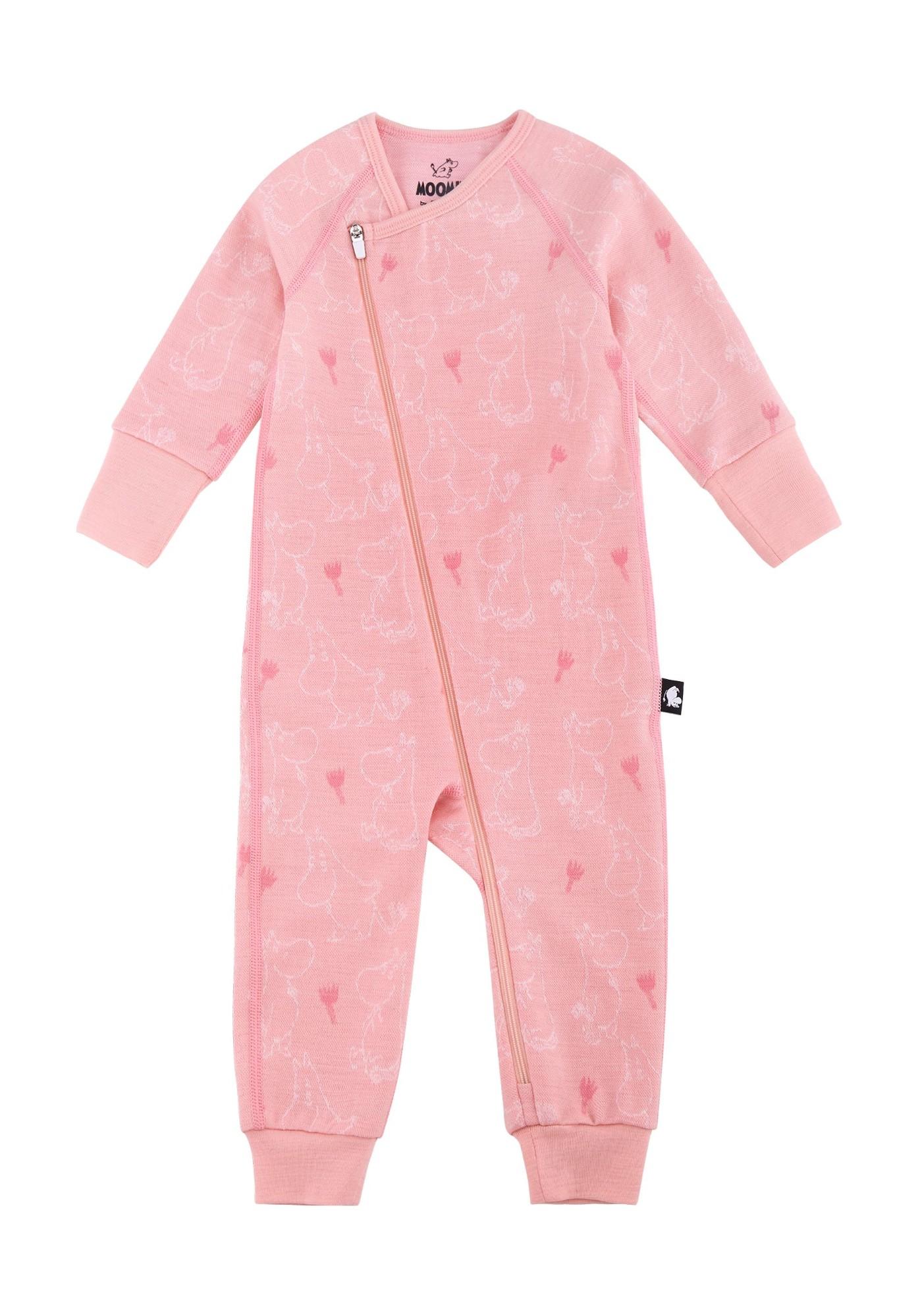 REIMA Moomin Somnig Powder Pink 56-62