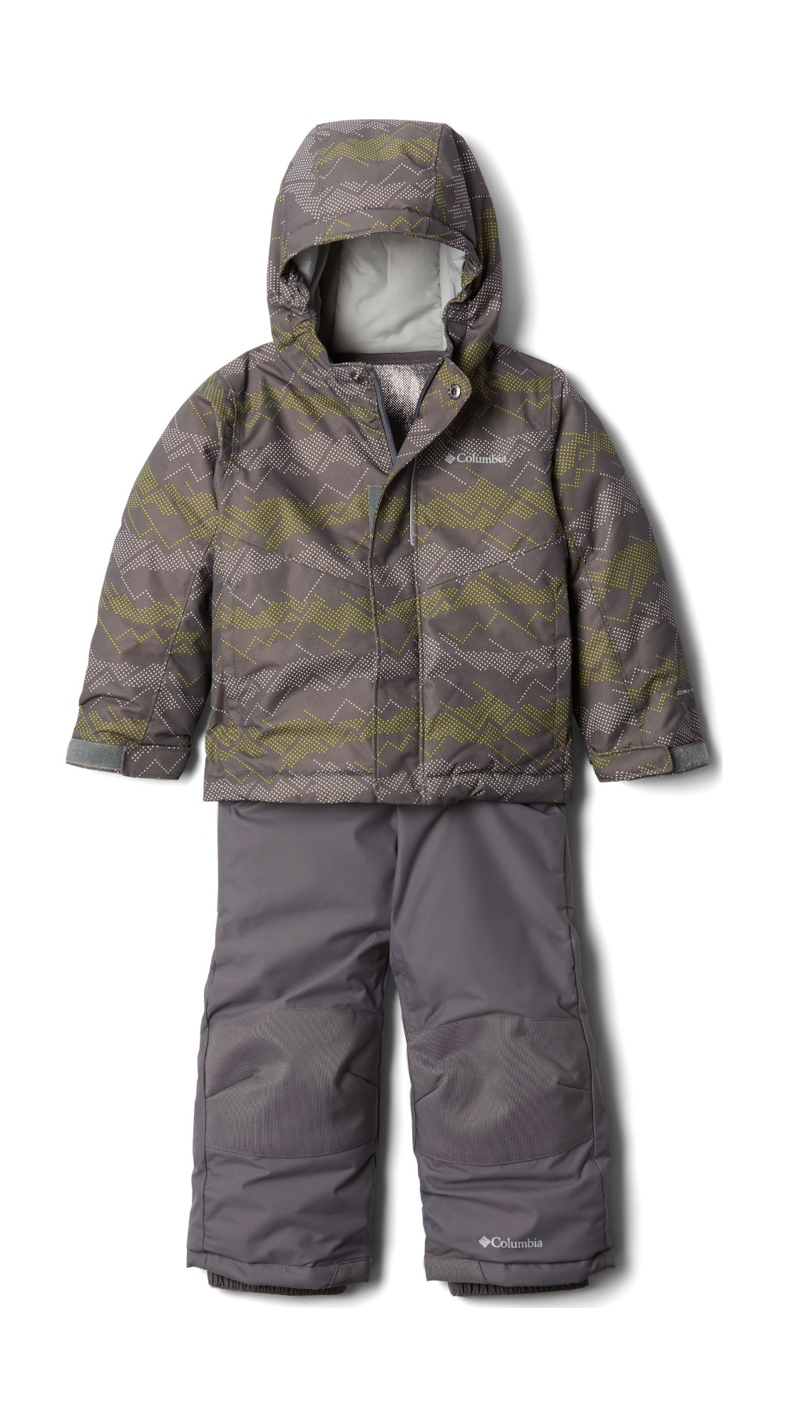 Columbia Buga Set 1562212 City Grey Dot Scape Print/Columbia Grey 92