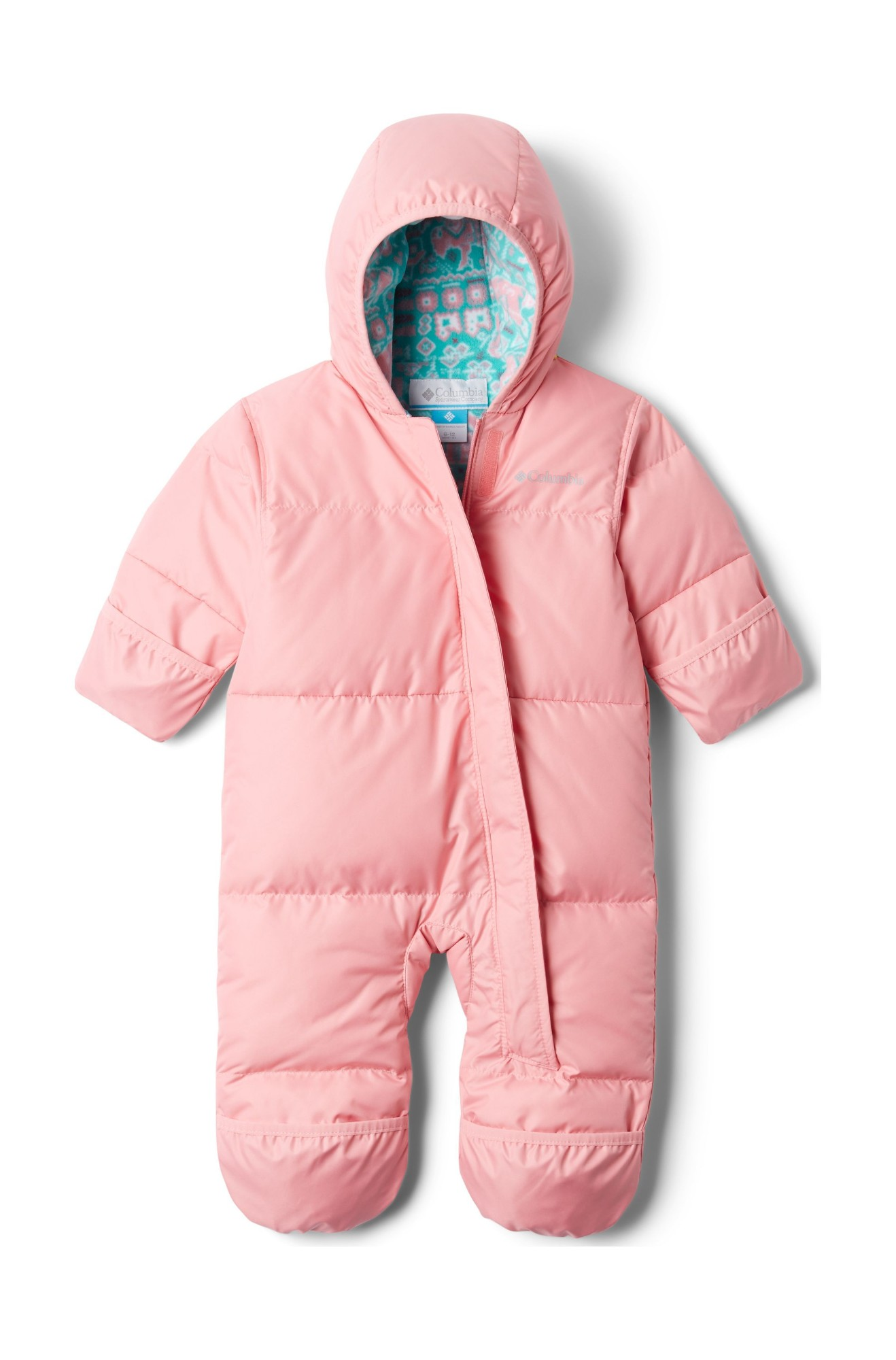 Columbia Snuggly Bunny Bunting Pink Orchid 62