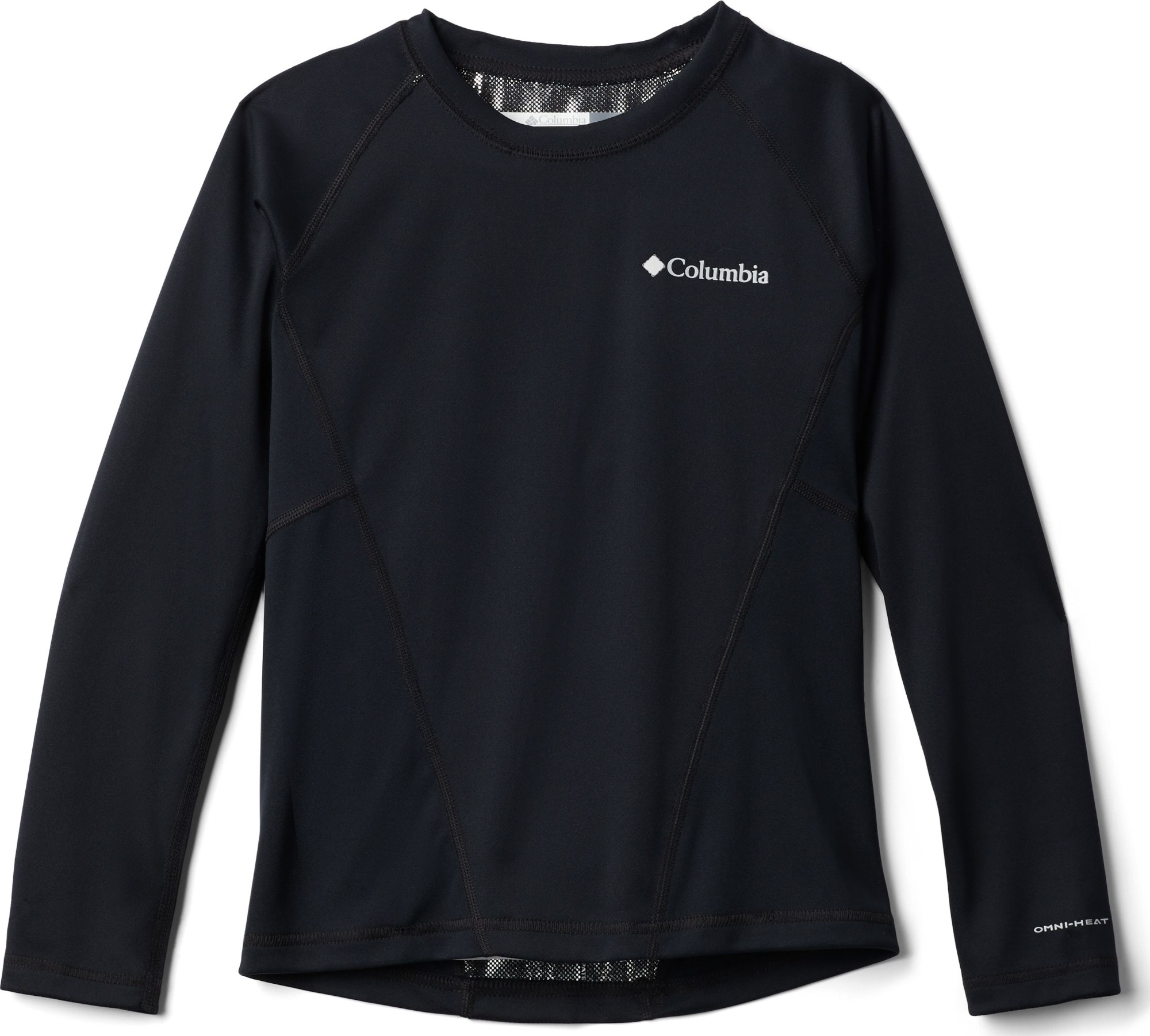 Columbia Midweight Crew 2 Black G S