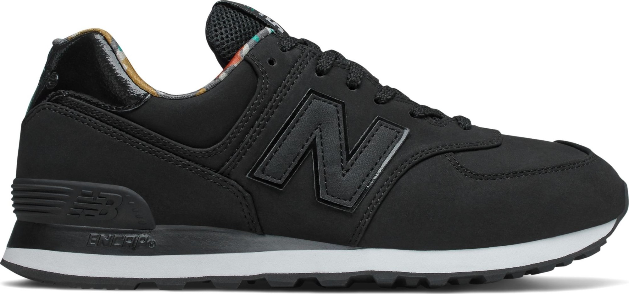 New Balance ML574 Leather Black 44
