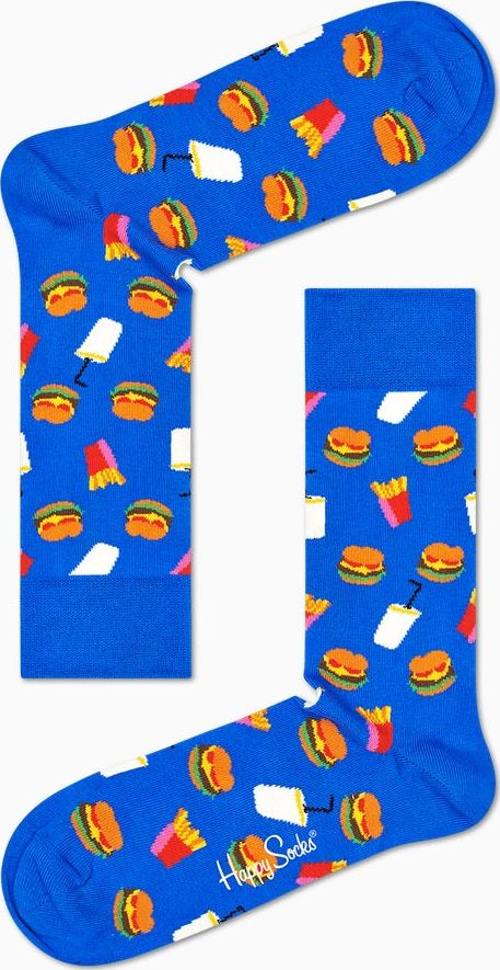 Happy Socks Hamburger Multi 6300 36-40