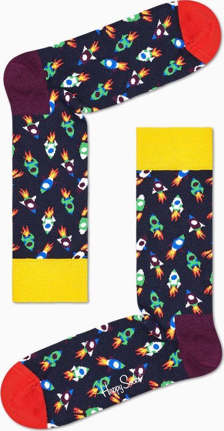Happy Socks Rocket Sock Multi 6500 36-40