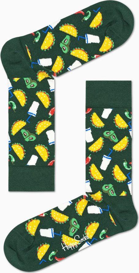 Happy Socks Taco Sock Multi 7000 36-40