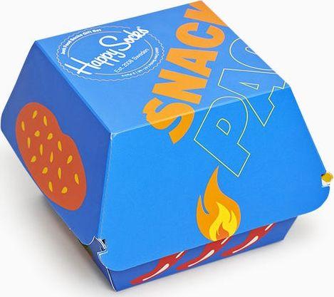 Happy Socks 3-Pack Junk Food Socks Gift Set Multi 0100 36-40