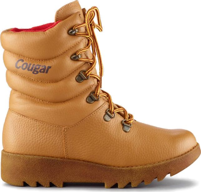 COUGAR Pillow Leather Tan 37