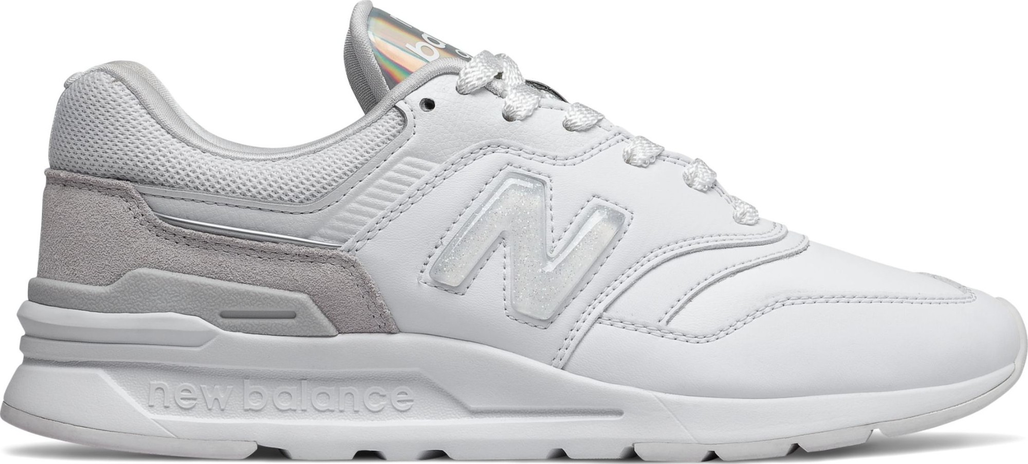 New Balance CW997 White HBO 40