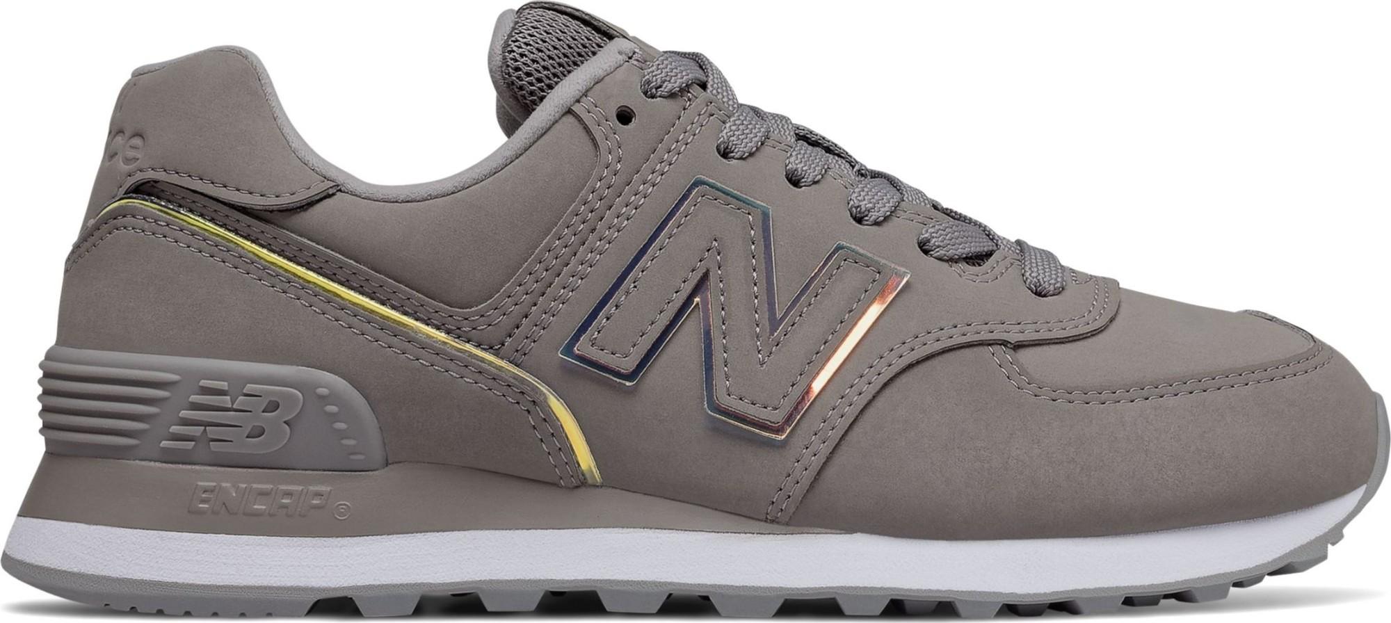 New Balance WL574 Nubuck Grey 37,5