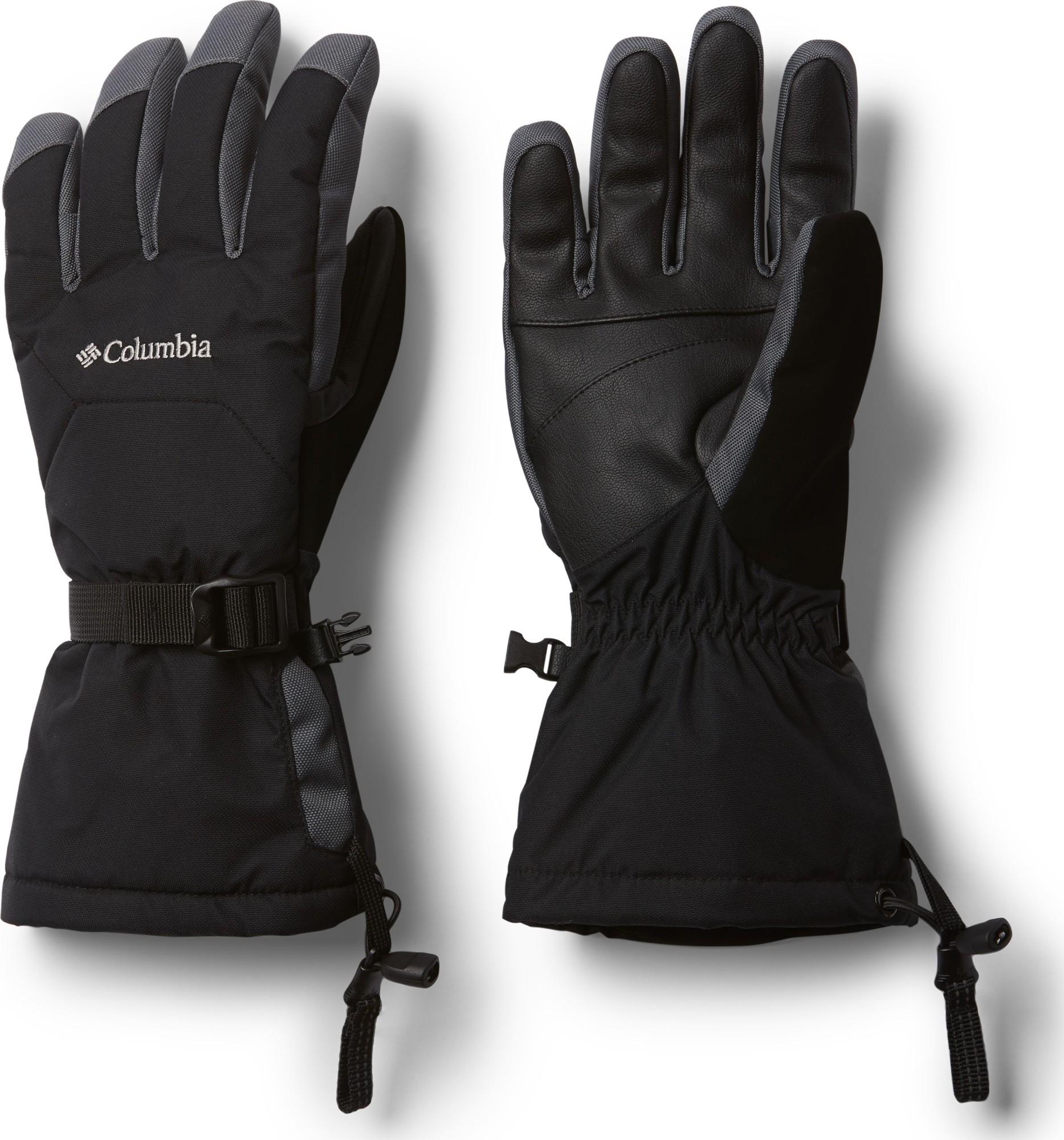 Columbia Whirlibird Glove Men's Black S
