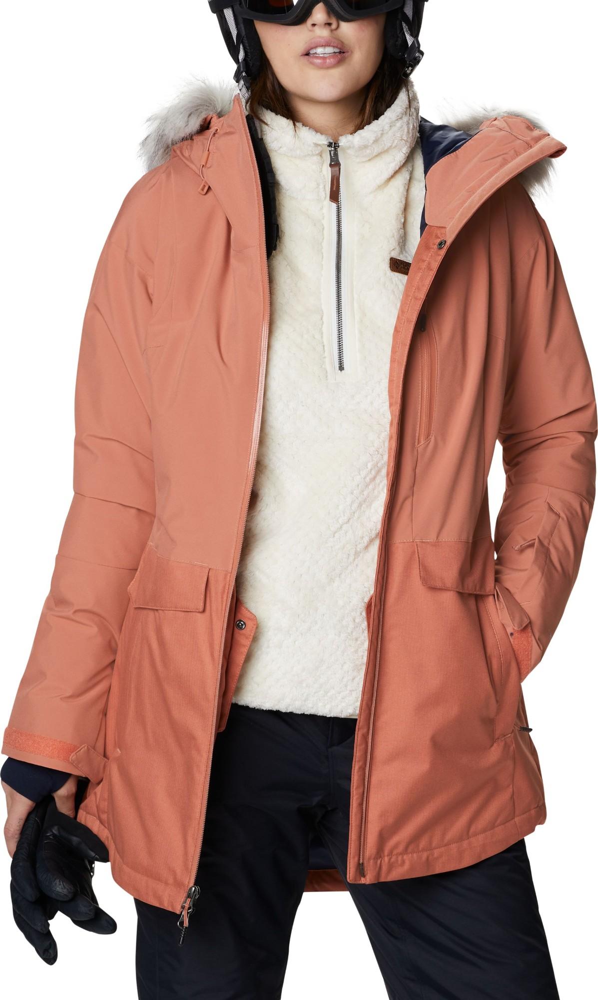 Columbia Mount Bindo Insulated Jacket Women's Nova Pink S