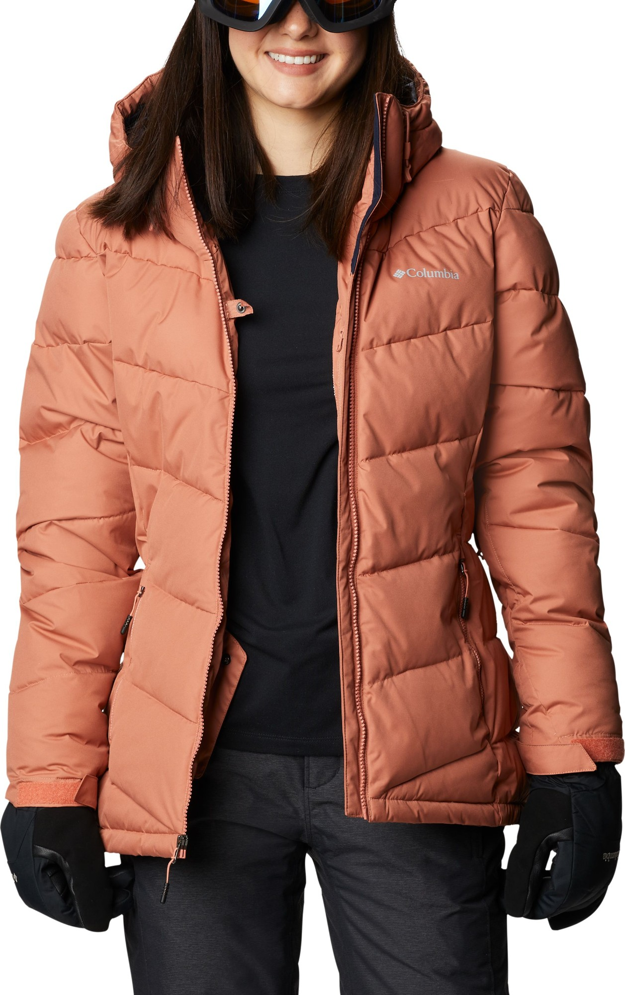 Columbia Abbott Peak Insulated Jacket Women's Nova Pink M
