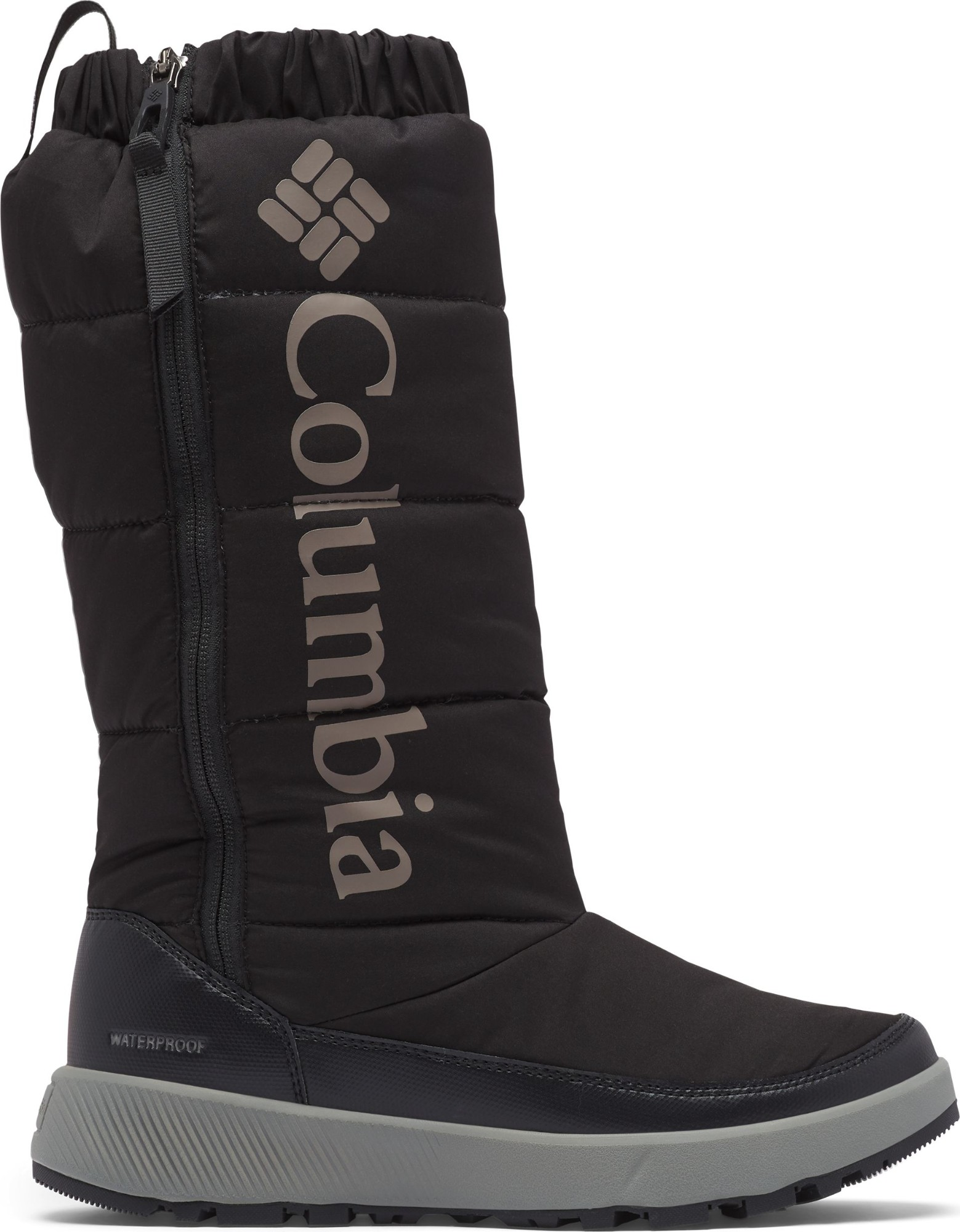 Columbia Paninaro Omni-Heat Tall Women's Black/Stratus 37