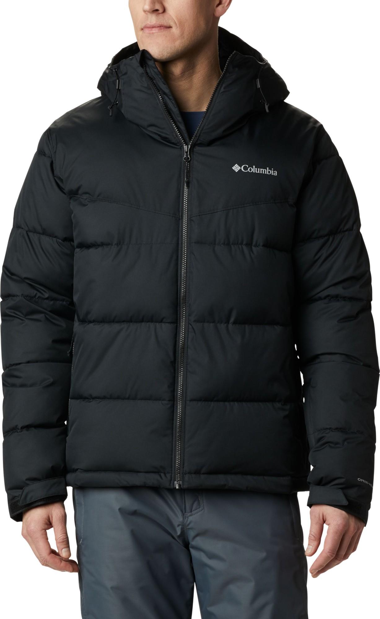 Columbia Iceline Ridge Jacket Men's Black M