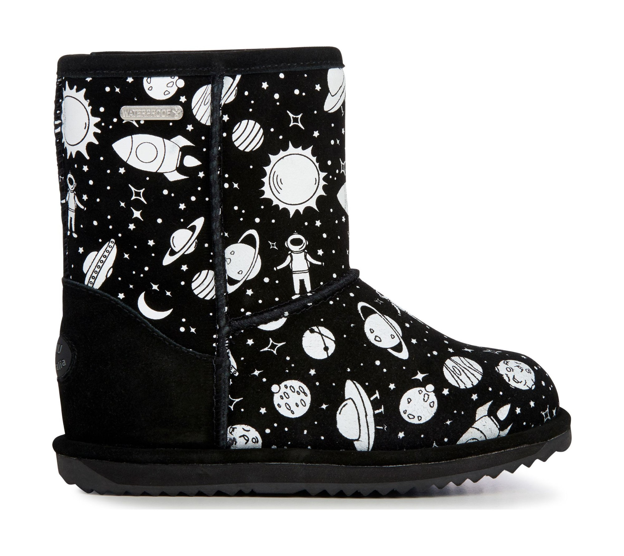 EMU Australia Outer Space Brumby Black 29,5