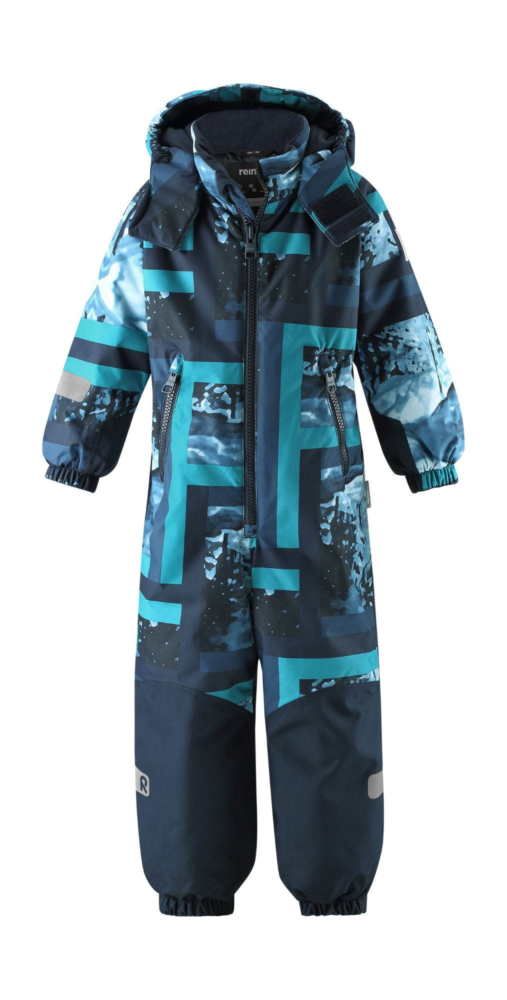 REIMA Snowy 520269B Navy 6981 122