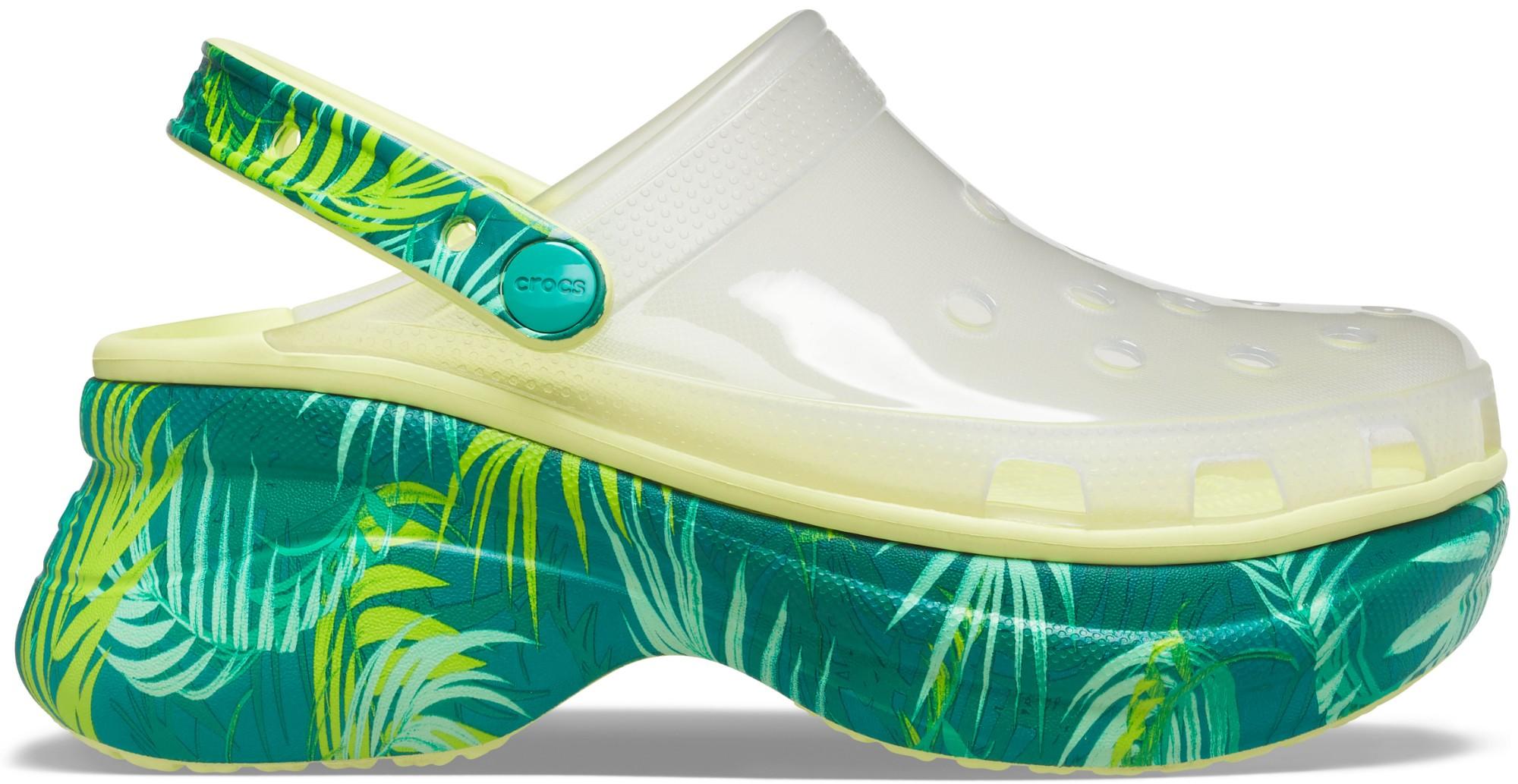 Crocs™ Classic Bae Trns Trop Clog Women's Multi 38,5