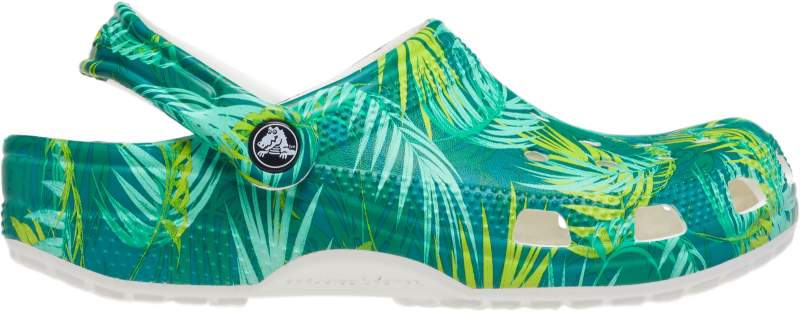 Crocs™ Classic Tropical Clog White/Multi 42,5