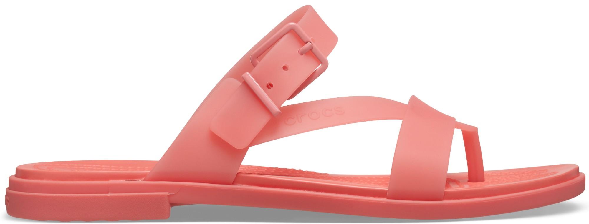 Crocs™ Tulum Translucent Toe Pst Women's Fresco 36,5