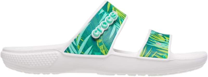 Crocs™ Classic Tropical Sandal White/Multi 38,5