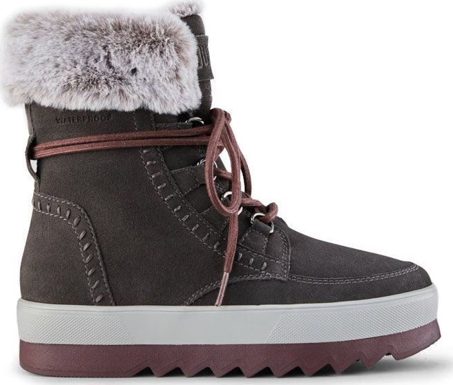 COUGAR Vanetta Suede Pewter 37