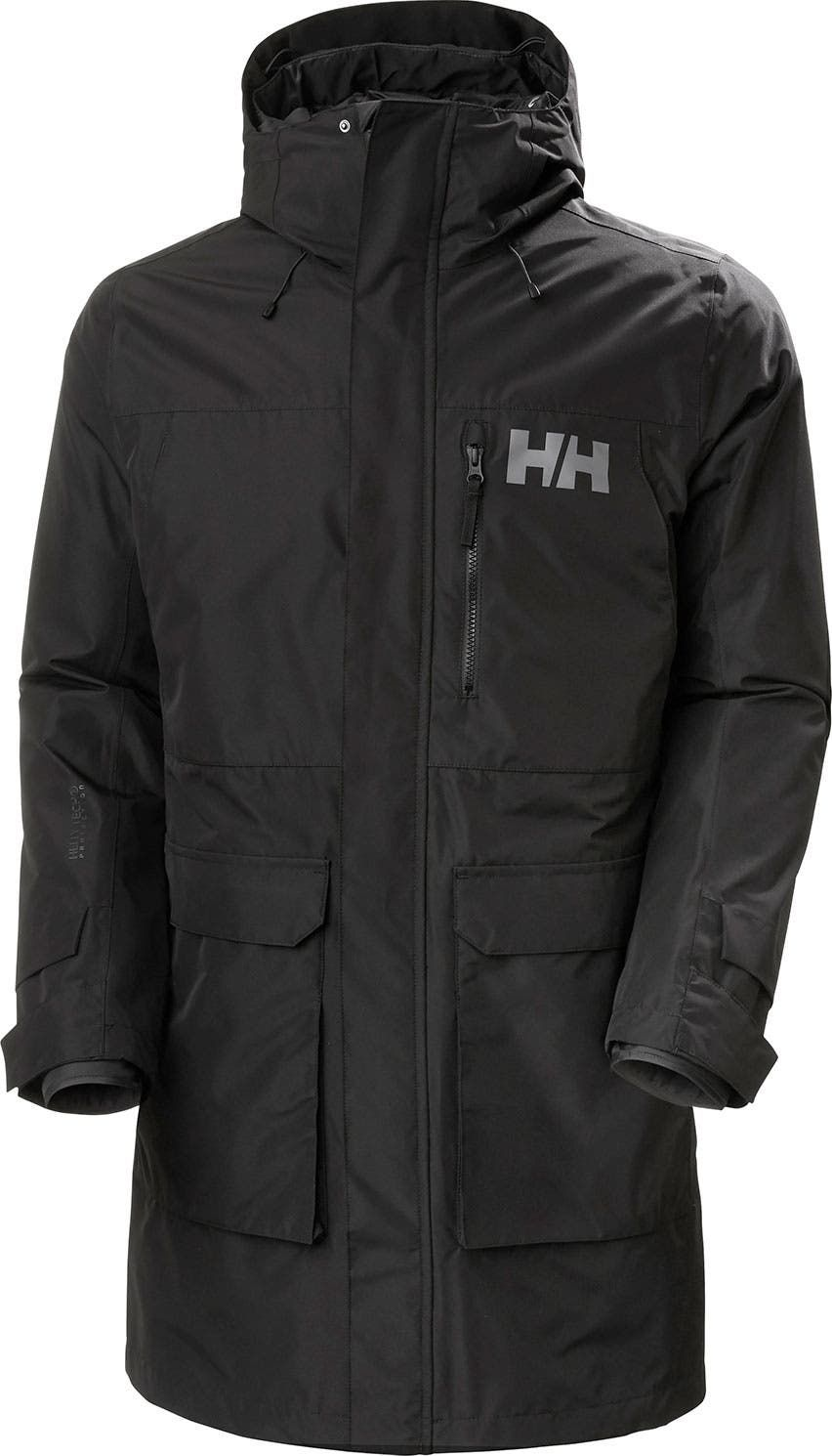 HELLY HANSEN Rigging Coat Men's Black L