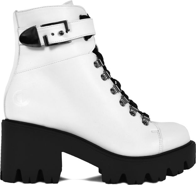 ALTERCORE Enid Vegan White 39