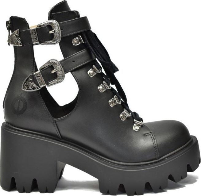 ALTERCORE Sadie Vegan Black 38