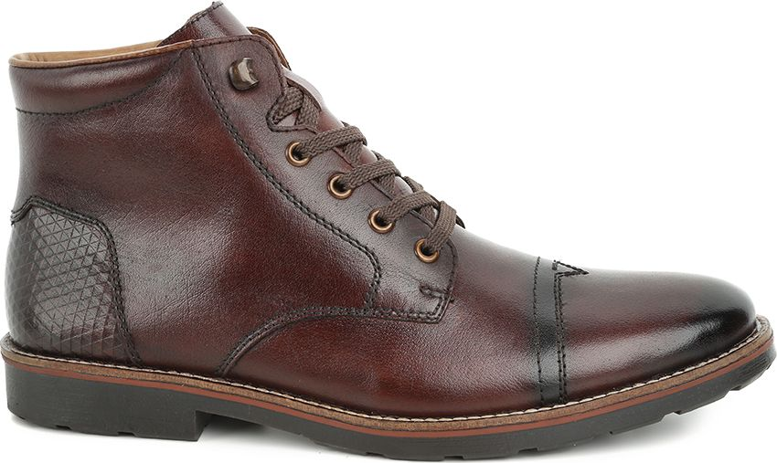 Rieker 28-78-01-8 Dark Brown 45