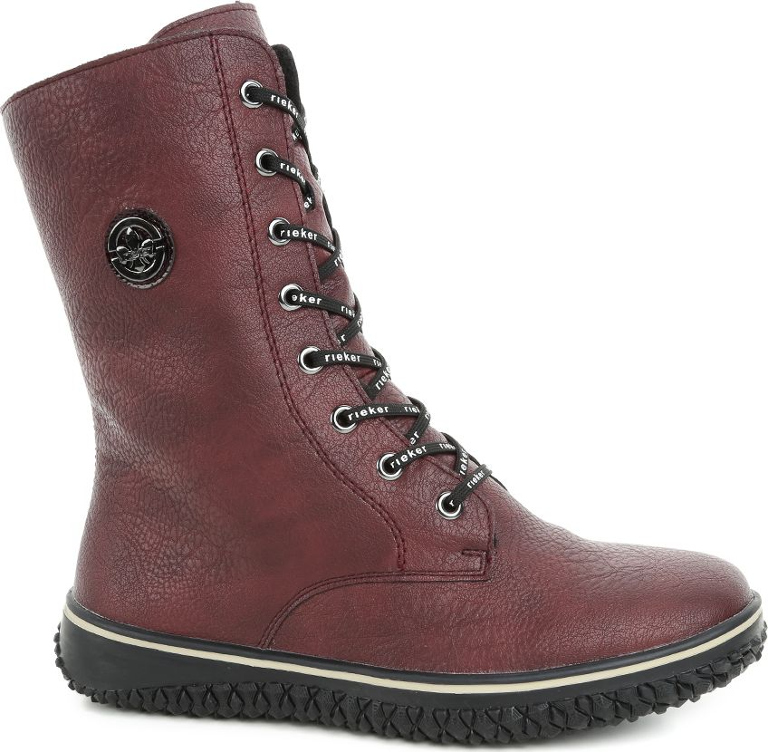 Rieker 62-78-08-8 Dark Red 40