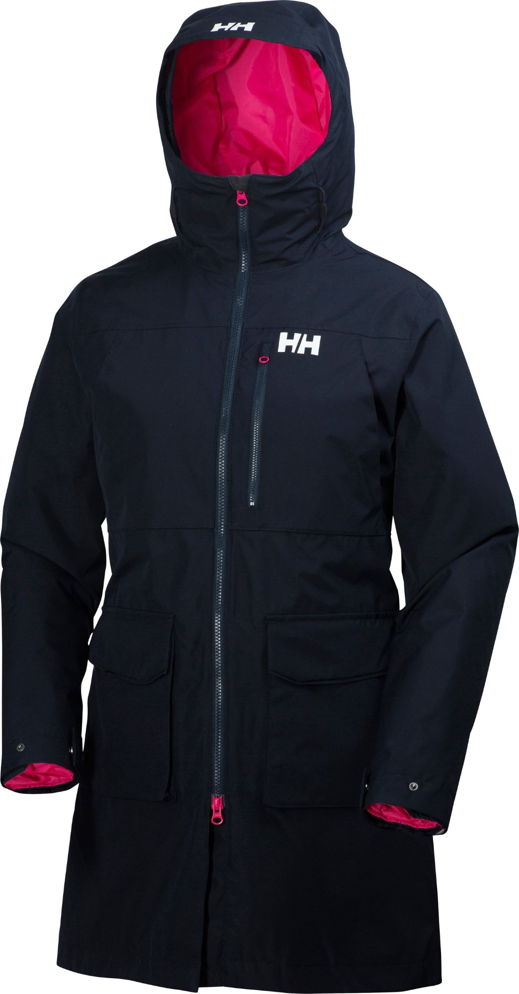 HELLY HANSEN Rigging Coat Women's Navy S