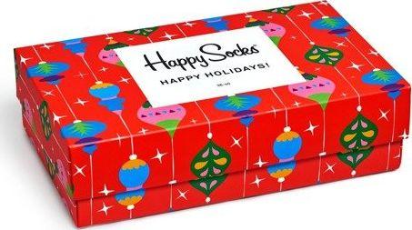 Happy Socks Holiday Gift Box Multi 4003 36-40