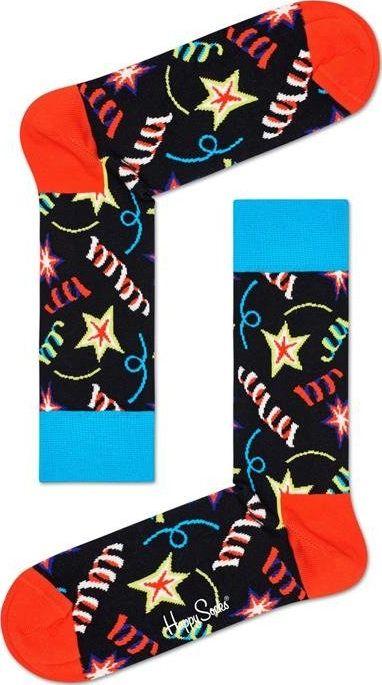 Happy Socks Birthday Sparkles Sock Multi 9300 41-46