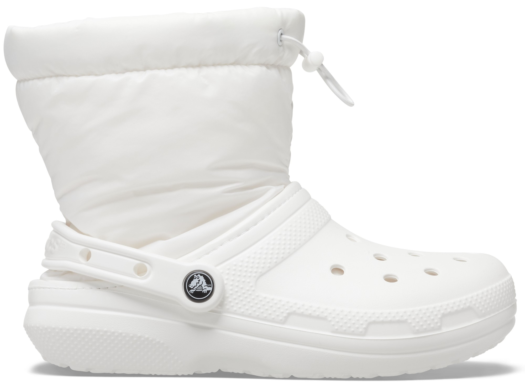 Crocs™ Classic Lined Neo Puff Boot White/White 37,5