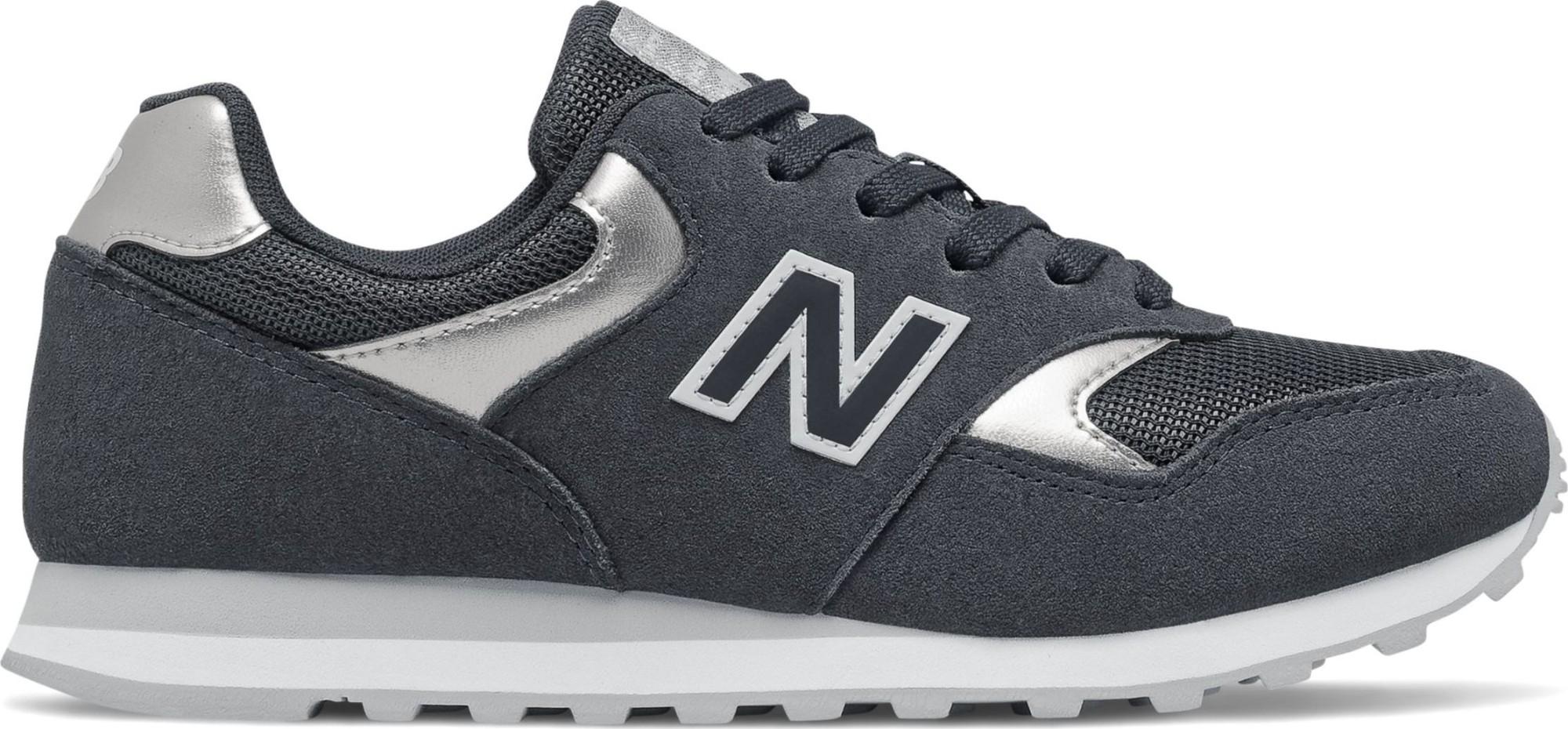 New Balance WL393 Black 38
