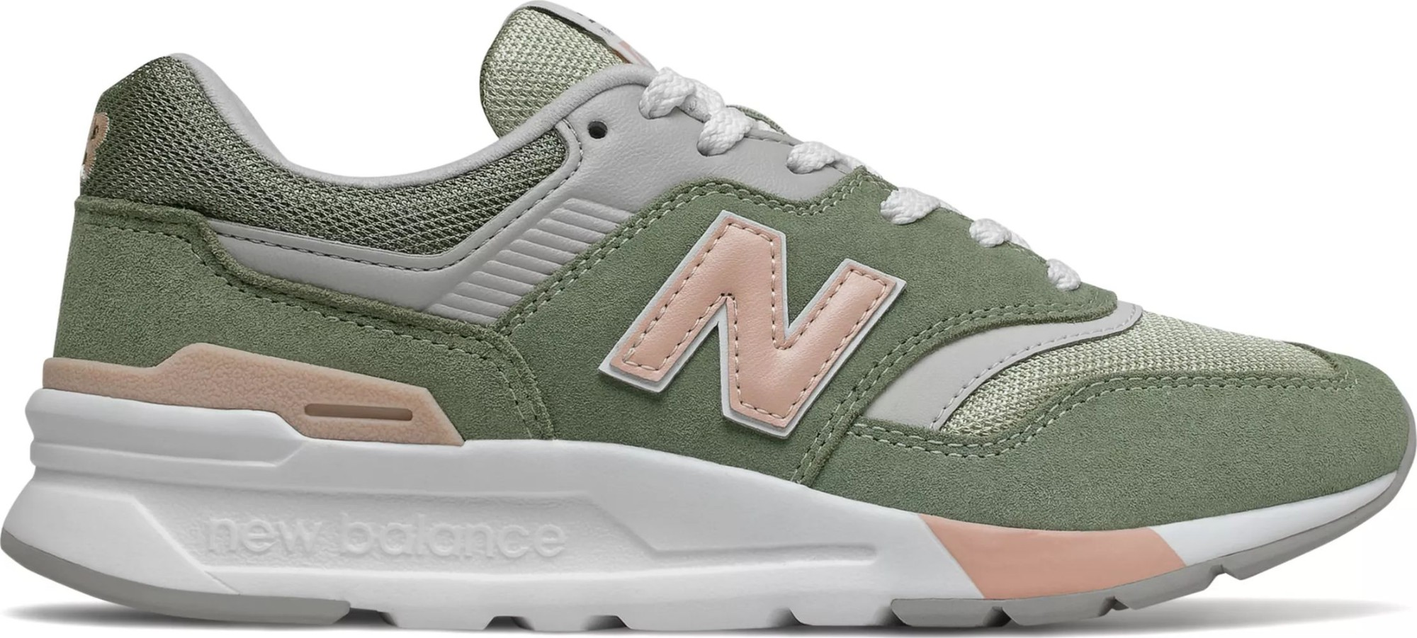 New Balance CW997 Celadon/Silver Pine 38