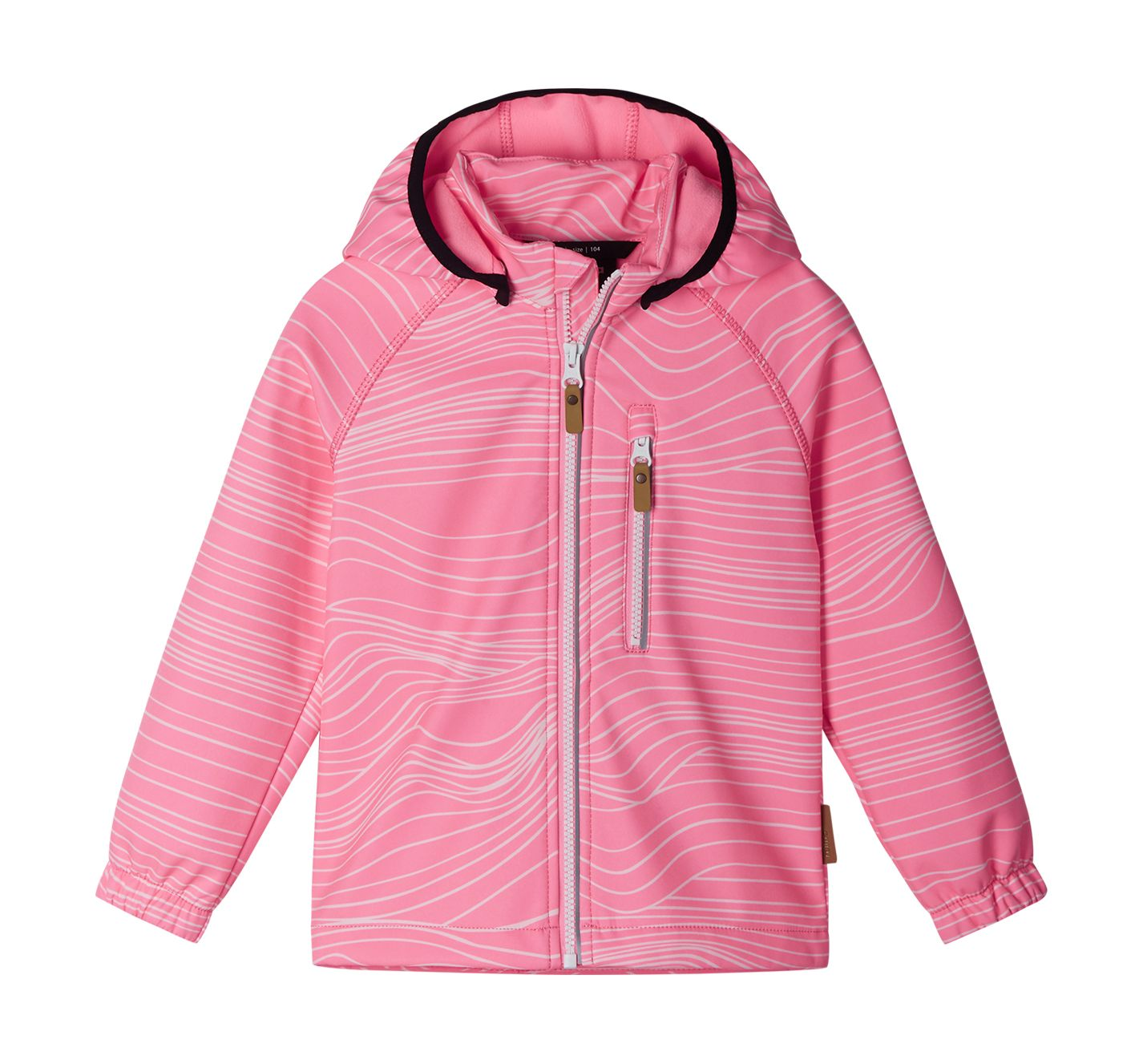 REIMA Vantti Neon Pink 128