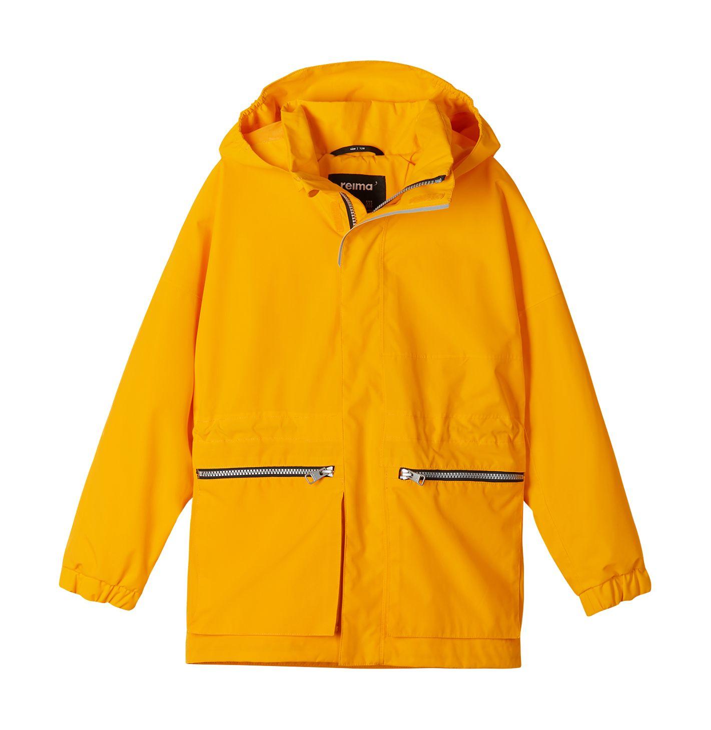 REIMA Kempele Orange Yellow 128