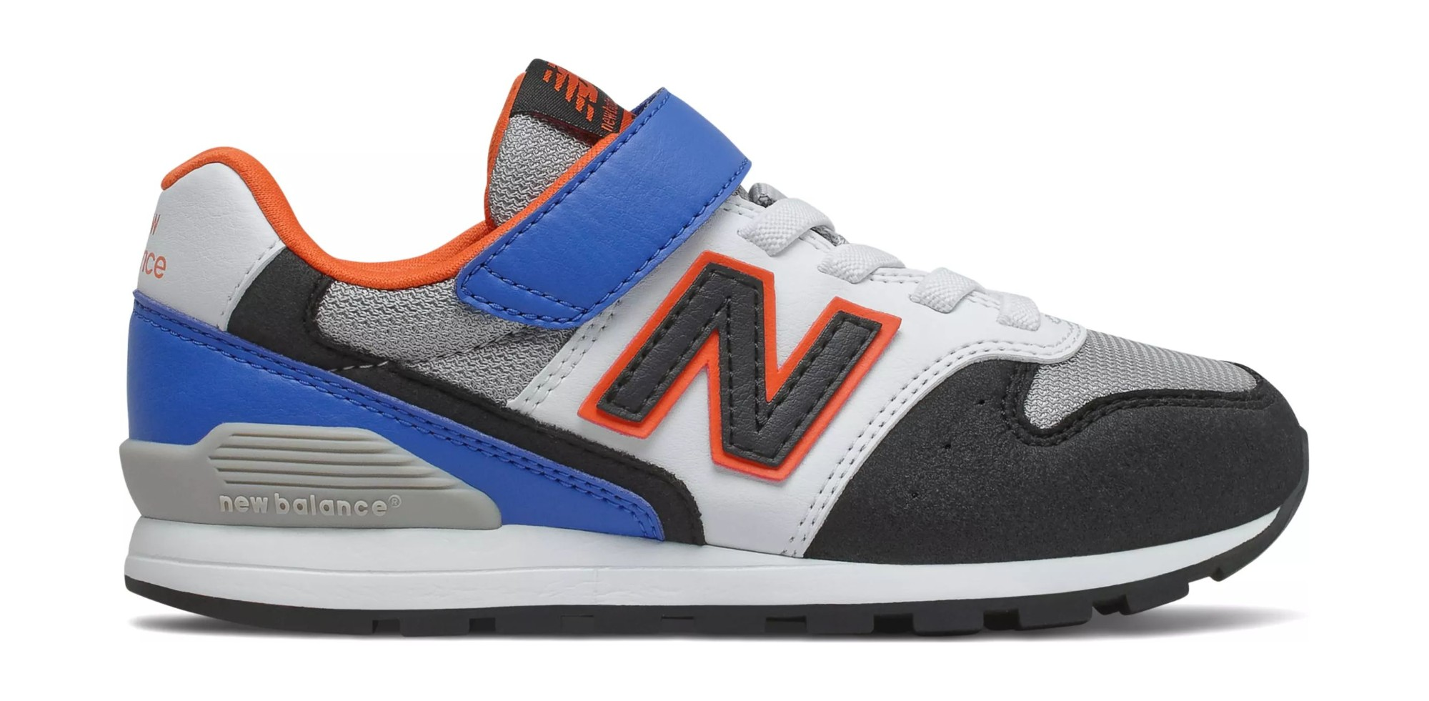 New Balance YV996 Blue/Orange MBO 28