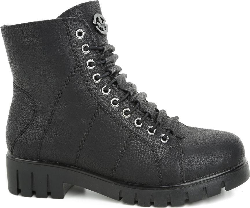 Rieker 91-78-06-8 Black 38