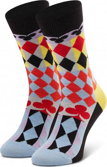 Happy Socks Abstract Cards Sock Multi 9300 41-46