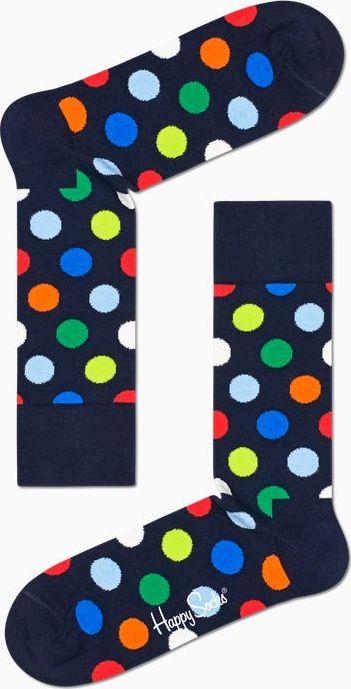 Happy Socks Big Dot Sock Multi 6550 36-40
