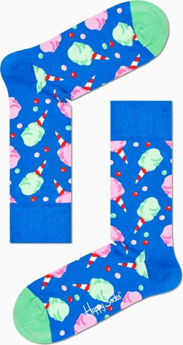 Happy Socks Cotton Candy Sock Multi 6300 36-40