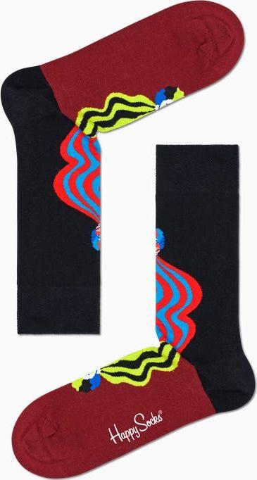 Happy Socks Double Clown Sock Multi 4500 36-40