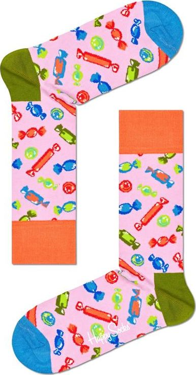 Happy Socks Candy Sock Multi 3300 41-46
