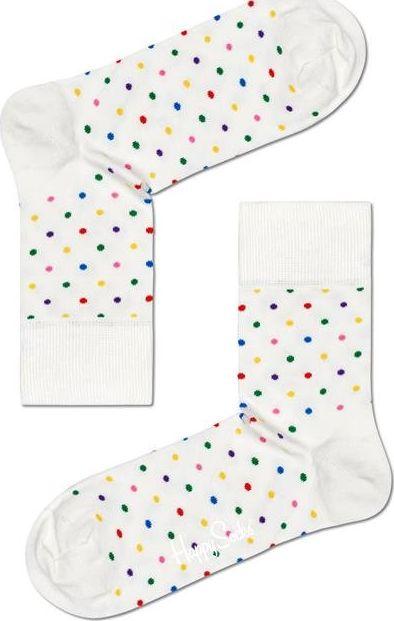 Happy Socks Dot Half Crew Sock Multi 1400 36-40
