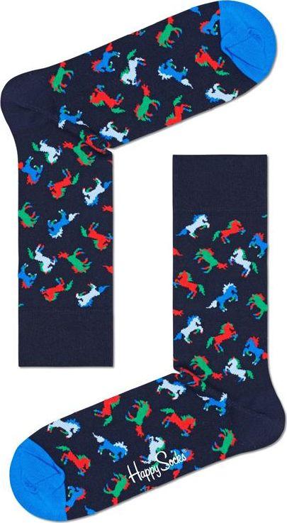 Happy Socks Horse Sock Multi 6500 36-40