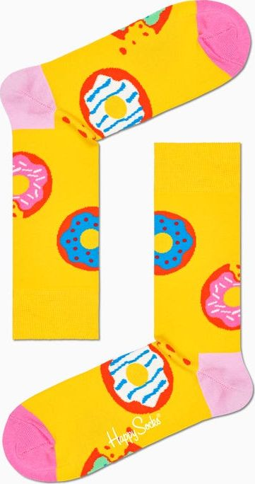 Happy Socks Jumbo Donut Sock Multi 2200 36-40