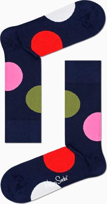 Happy Socks Jumbo Dot Sock Multi 6550 36-40